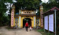 Ngôi chùa ghi dấu Sáu điều Bác Hồ dạy Công an nhân dân
