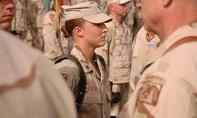 Nữ binh sĩ Mỹ bị phát tán ảnh sex trên mạng xã hội