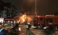 Cháy biệt thự cổ ở Đà Lạt, 5 người tử vong