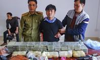 Bắt 3 người nước ngoài cùng 60 bánh heroin và 40.000 viên ma túy