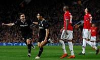 Thất bại muối mặt trên sân nhà, MU rời Champions League