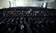 Đội CSGT Cát Lái tìm chủ sở hữu 86 xe