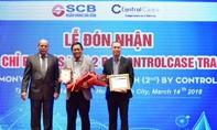 SCB đạt tiêu chuẩn bảo mật, an ninh thẻ quốc tế
