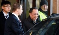 Ngoại trưởng Triều Tiên bất ngờ thăm Thuỵ Điển