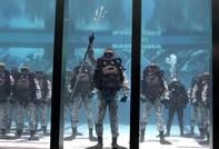 Clip lính đặc nhiệm nước Singapore nhận chứng chỉ 'đặc biệt'