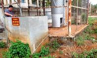 Nhà máy 'đắp chiếu', nước thải y tế vô tư xả ra môi trường