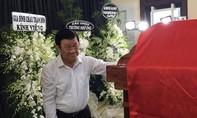 Dòng người về viếng nguyên Thủ tướng Phan Văn Khải