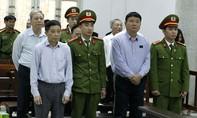 Nhiều người vắng mặt trong phiên xử Đinh La Thăng
