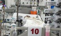 Bé trai 7 tuổi mắc sốt xuất huyết nguy kịch, suy đa cơ quan