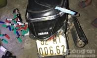 CSGT truy nóng kẻ đạp ngã xe người đi đường cướp tài sản