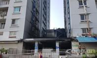 """Cổ phiếu của chủ đầu tư chung cư bị cháy giảm """"kịch sàn"""""""