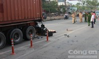 Chạy xe máy vào làn ô tô ở Sài Gòn, người nước ngoài tử vong