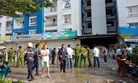 Chung cư Carina Plaza buông lỏng an toàn cháy nổ trong nhiều năm