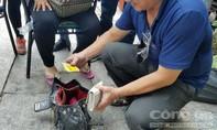 Nhặt được túi xách rơi tại chung cư của cô gái tử vong trong vụ cháy