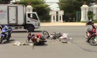 Người phụ nữ nguy kịch vì bị tông kéo lê trên đường
