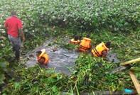 Cậu bé 8 tuổi bị cá sấu lôi xuống đầm tử vong khi câu cá