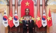 Tổng thống Hàn Quốc cảm ơn Việt Nam trên mạng xã hội
