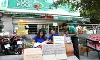Co.op Food Carina tiếp tục hỗ trợ cư dân sau vụ hỏa hoạn
