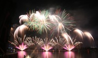 Giá vé xem pháo hoa quốc tế Đà Nẵng từ 300 ngàn đến 1 triệu đồng