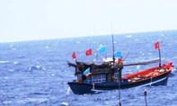 Vớt được thi thể không đầu trên biển Bình Thuận