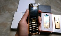 Nghi can người Trung Quốc trộm điện thoại Vertu gần nửa tỷ