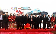 Vietjet nhận bàn giao tàu bay mang biểu tượng 45 năm quan hệ Việt – Pháp