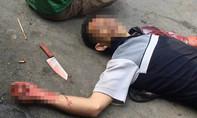 Người đàn ông bị chém tử vong trước tiệm phở