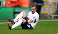 Vắng Harry Kane, Tottenham nguy cơ nhận thất bại