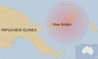 Papua New Guinea có nguy cơ xảy ra sóng thần sau động đất mạnh