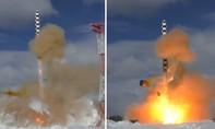 """Nga thử nghiệm tên lửa đạn đạo """"bắn tới bất cứ nơi đâu"""""""