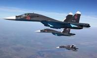 Nga điều thêm hai máy bay Su-34 đến Syria