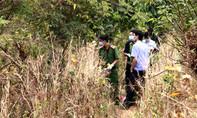 Phát hiện thi thể người đàn ông dưới gốc cây nơi hoang vắng