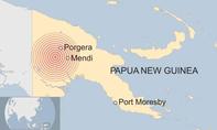 Động đất mạnh nhất 100 năm qua ở Papua New Guinea