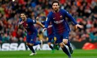 Messi lập công, Barcelona đến gần chức vô địch