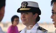 Tàu sân bay Mỹ và các tàu hộ tống thăm Đà Nẵng