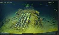 Mỹ tìm thấy xác tàu sân bay USS Lexington