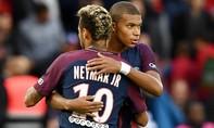 Neymar chấn thương, PSG đặt niềm tin và Mbappe