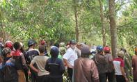 Phát hiện thi thể hai cha con nghi bị sát hại dã man trong rừng