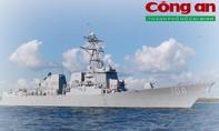 Arleigh Burke – khu trục hạm hộ tống tàu sân bay có gì đặc biệt?