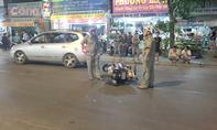 Sau va chạm giao thông, người nhà nạn nhân lao vào đánh nhau