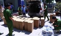 Vụ ôtô chở hàng lậu tông 2 CSGT: Hai đối tượng dương tính ma túy