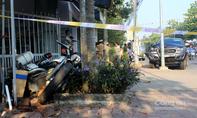 Truy đuổi ôtô chở thuốc lá lậu, hai CSGT bị tông văng, trọng thương