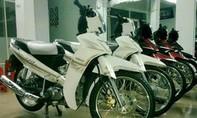 Công an huyện Củ Chi tìm chủ sở hữu nhiều xe gắn máy