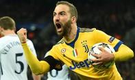 Thắng nghẹt thở Tottenham, Juventus vào tứ kết
