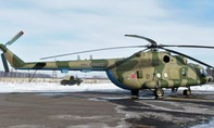 Trực thăng quân sự Nga rơi, ít nhất 3 người thiệt mạng
