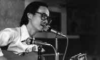 Nghe nhạc Trịnh để sống chậm và nhân văn hơn