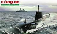The Telegraph: Anh điều siêu tàu ngầm để tấn công Syria vào đêm 12-4