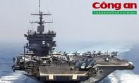 Siêu tàu sân bay Mỹ mang theo 90 máy bay đến Syria