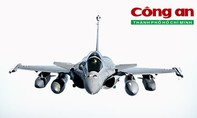 Pháp điều chiến đấu cơ tối tân sẵn sàng không kích Syria