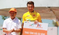 Chặng 15 giải xe đạp Cúp Truyền hình:  Áo Vàng đổi chủ